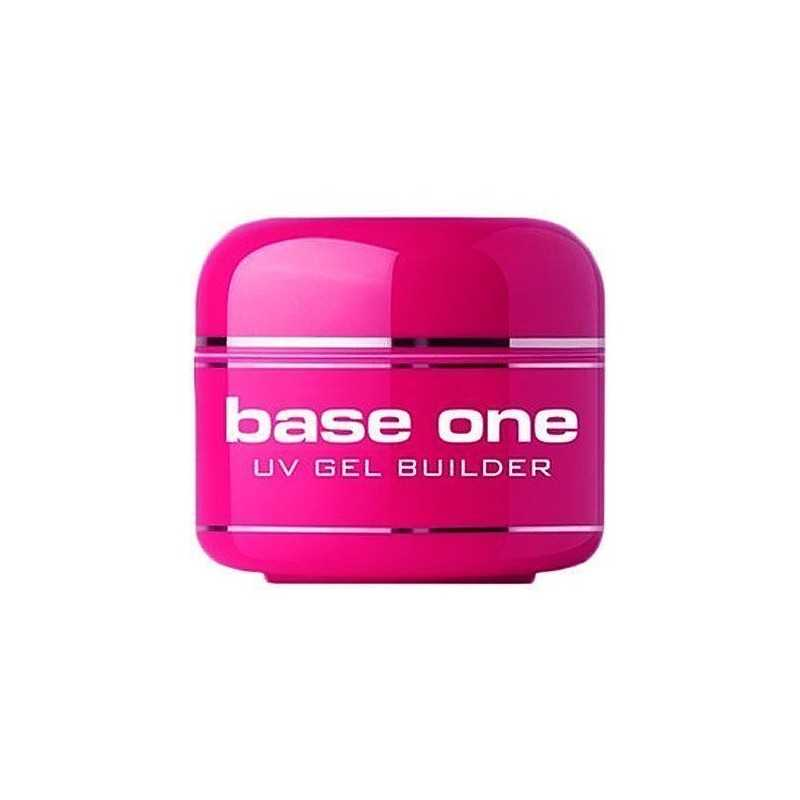 Silcare Base One Pink 30g, żel