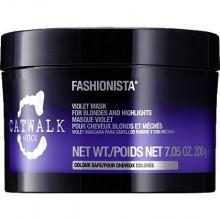 TIGI Catwalk Fashionista Violet 200g, maska