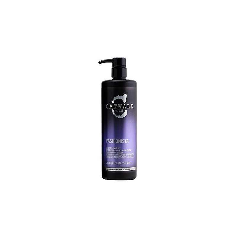 TIGI Catwalk Fashionista Violet 750ml, szampon