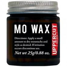 Uppercut Deluxe Mo Wax, wosk do wąsów z mocnym utrwaleniem 25g