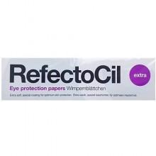 RefectoCil Eye Protection Papers Extra 80 sztuk, płatki ochronne pod oczy
