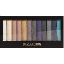 Makeup Revolution Redemption Palette Essential Day to Night, cienie do powiek 14g