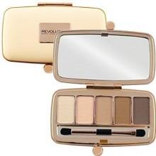 Makeup Revolution Renaissance Palette Day, paleta trwałych cieni do powiek, matowe wykończenie 5g