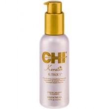 CHI Keratin Smoothing Treatmen KTRIX, Odżywka termiczna do włosów 115ml