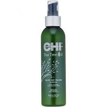 CHI Tea Tree Blow Dry Primer, lotion do termicznej stylizacji 177ml