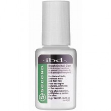 IBD 5 Second Brush On Nail Glue 6g, klej