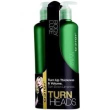 Joico K-Pack Body Luxe, Zestaw odżywka + szampon z olejkiem 2x500ml