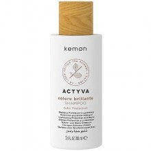 Kemon Actyva Colore Brillante 100ml, szampon