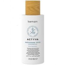 Kemon Actyva Nutrizione Ricca 100ml, szampon