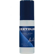 Kryolan Fixer Fixing Spray w atomizerze do utrwalania makijażu 50ml