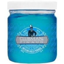 Clubman MEDIUM Pomade utrwalająca pomada do włosów z wyciągiem z rumianku 118ml