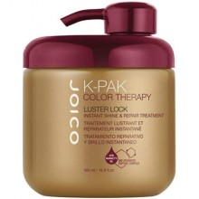 Joico Color Therapy Luster Lock Treatment maska odbudowująca do włosów 500ml