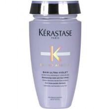 Kerastase Blond Absolu Bain Ultra Violet  kąpiel neutralizująca żółte odcienie włosów 250ml