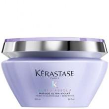 Kerastase Blond Absolu Masque Ultra Violet maska do włosów blond 200ml