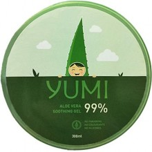 Yumi 99% Aloe Vera Soothing Gel wielofunkcyjny żel aloesowy 300ml