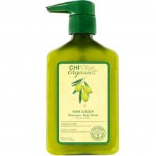 Chi Olive Organics Shampoo 340ml