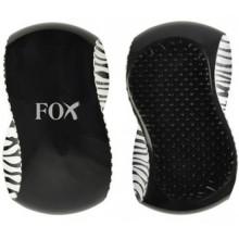 FOX szczotka DETANGLING zebraFOX szczotka DETANGLING zebra KOD 1509349