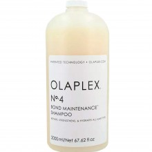 Olaplex No4 Bond Shampoo 2000mlOlaplex Shampoo 2000 ml Bond Maintenance No.4