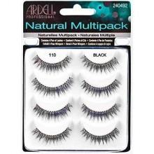 Ardell Natural Multipack 110 BLACK, zestaw czarnych naturalnych rzęs