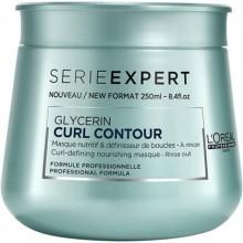 Loreal Curl Contour, regeneracyjna maska do kręconych włosów z ceramidami 250ml