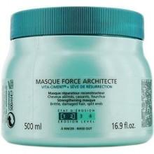 Kerastase Force Architecte, Maska odbudowująca do osłabionych włosów 500ml