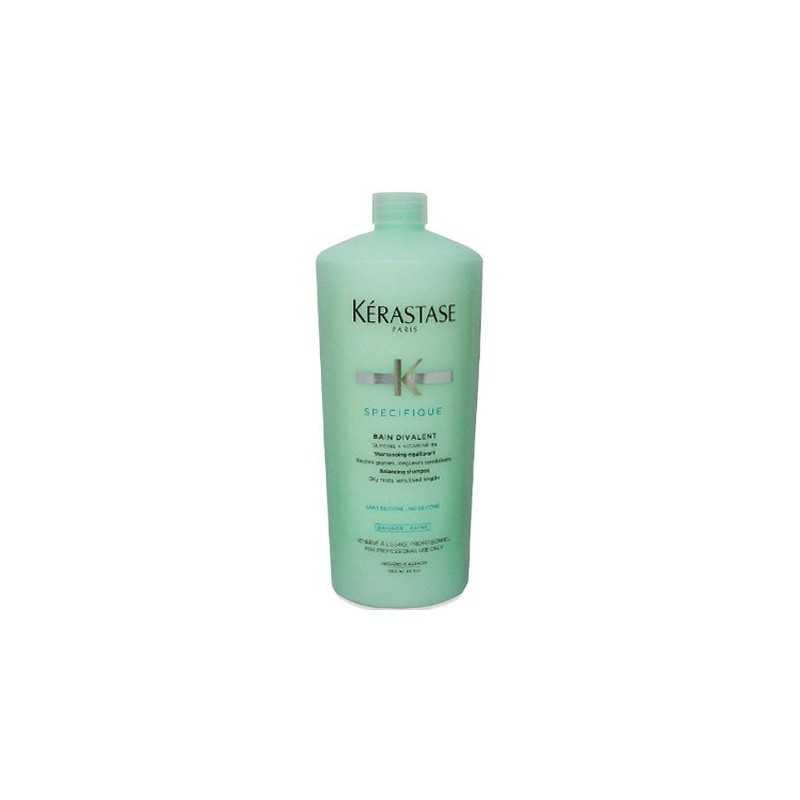 KERASTASE Specifique DIVALENT szampon do mieszanych włosów 1000ml