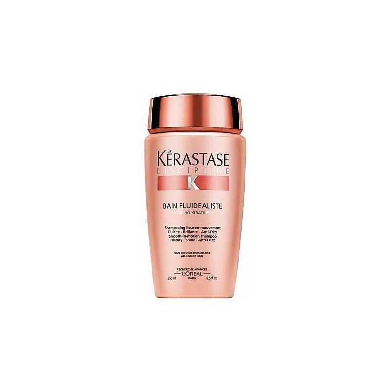 KERASTASE Discipline Fluidealiste Bain All szampon wygładzający po zabiegach chemicznych 250ml