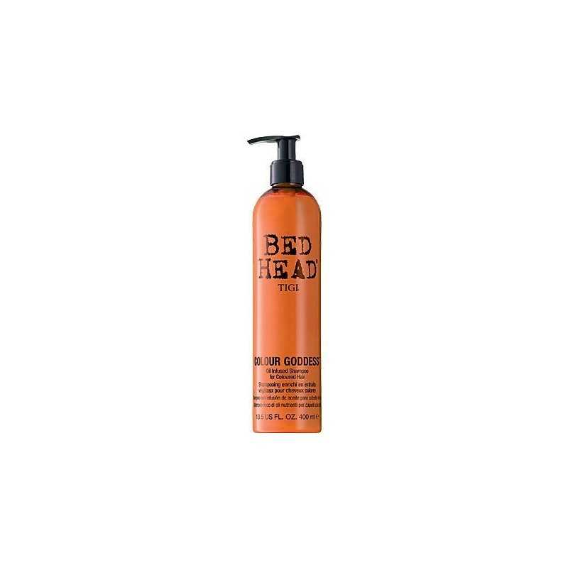 TIGI Bed Head Colour Goddess Oil Infused 400g, szampon