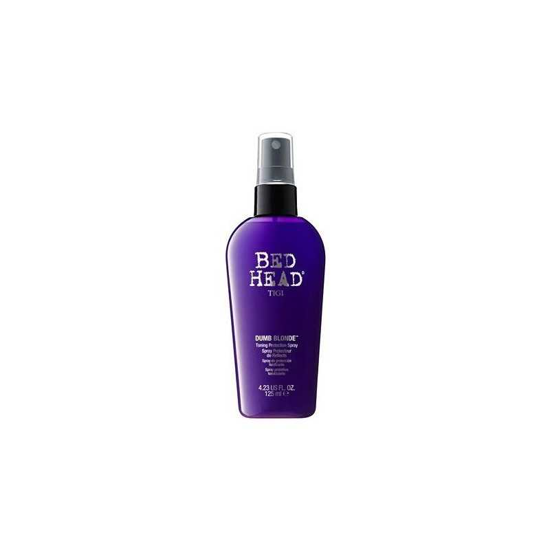 Tigi Bed Head Dumb Blonde Purple Protection Spray odżywka w sprayu dla blondynek 125ml