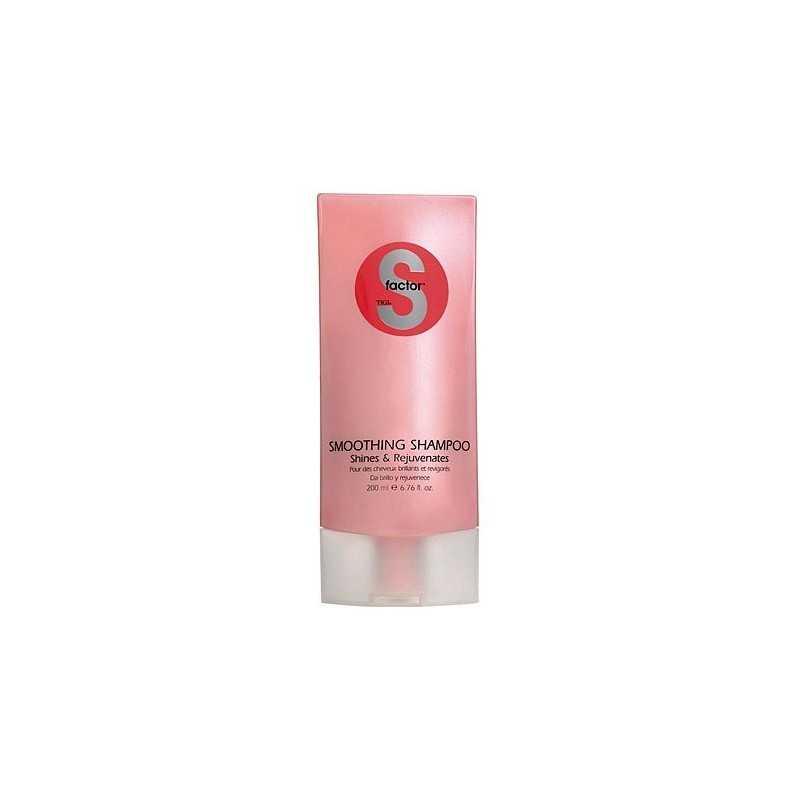 TIGI S-Factor Smoothing Shine Rejuvenates 200ml, szampon