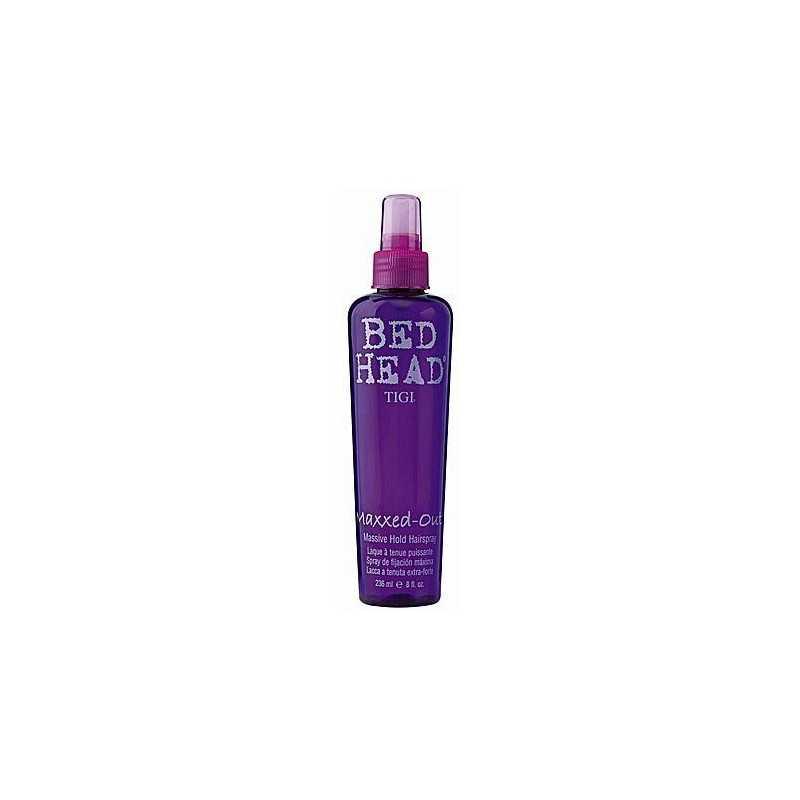 Tigi Bed Head Maxxed-Out spray mocno utrwalający 200ml