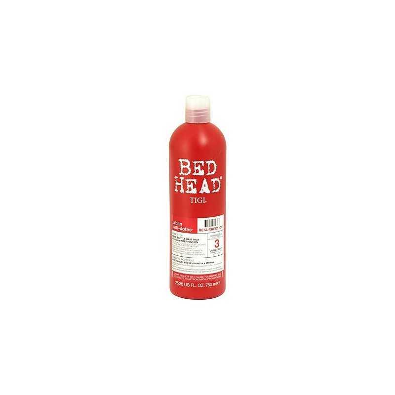 Tigi Bed Head Urban Resurrection silnie regenerująca odżywka do włosów słabych i łamliwych 750ml