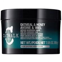 Tigi Catwalk Oatmeal&Honey maska głęboko nawilżająca 200ml