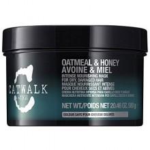 Tigi Catwalk Oatmeal&Honey maska głęboko nawilżająca 750ml