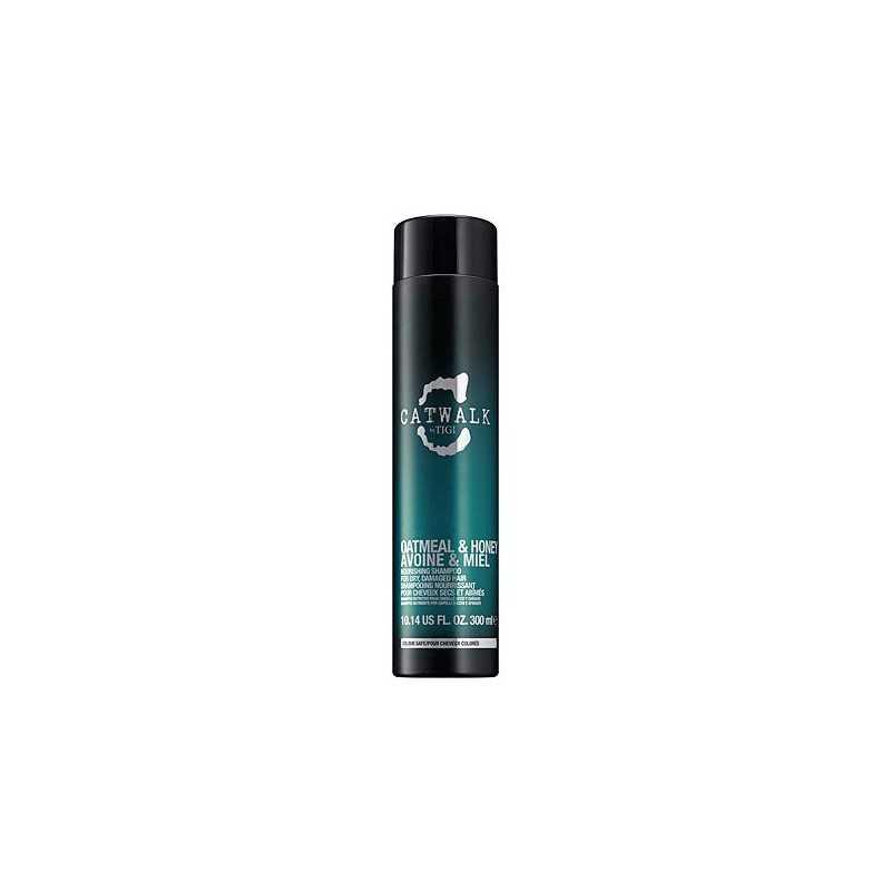 Tigi Catwalk Oatmeal&Honey szampon głęboko nawilżający 300 ml