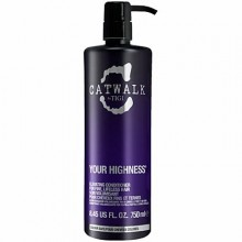 TIGI Catwalk Your Highness Elevating 750ml, szampon