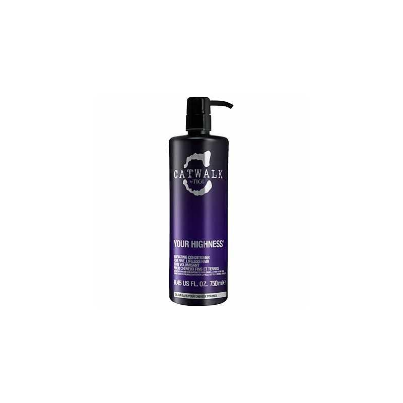 TIGI Catwalk Your Highness Elevating 750ml, szampon