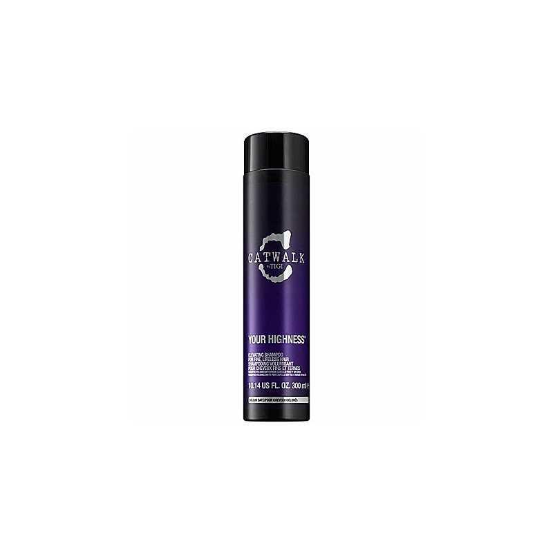 Tigi Catwalk Your Highness szampon nadający włosom objętości i blasku 300ml