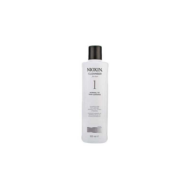 Nioxin 1 Cleanser Szampoo 300ml, szampon