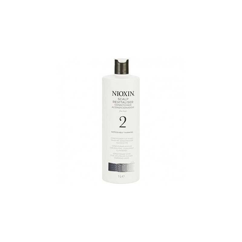 Nioxin 2 Scalp Revitaliser 1000ml, odżywka