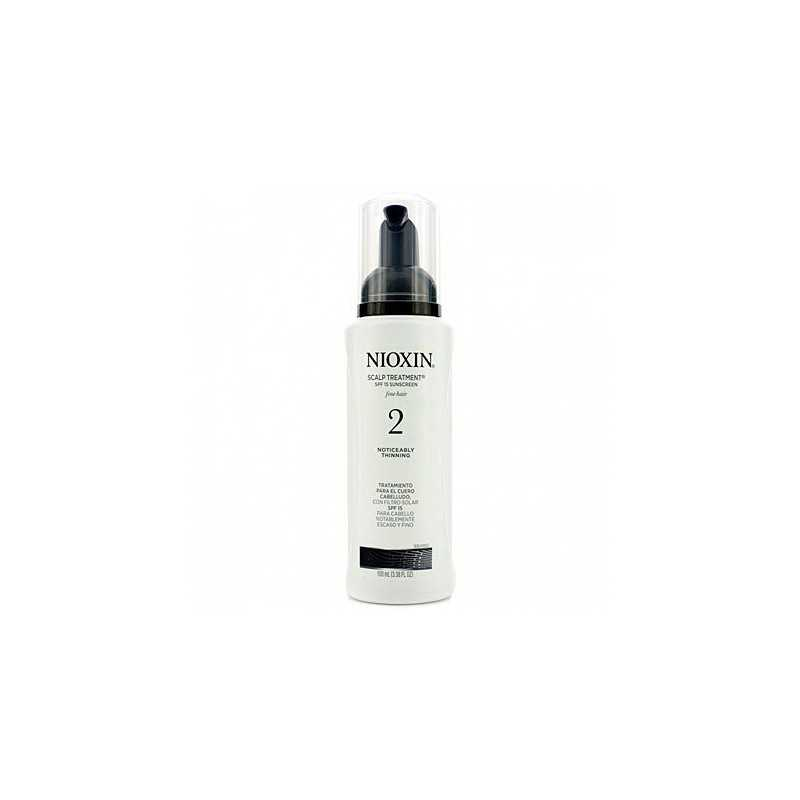 Nioxin 2 Scalp Treatment 100ml, kuracja
