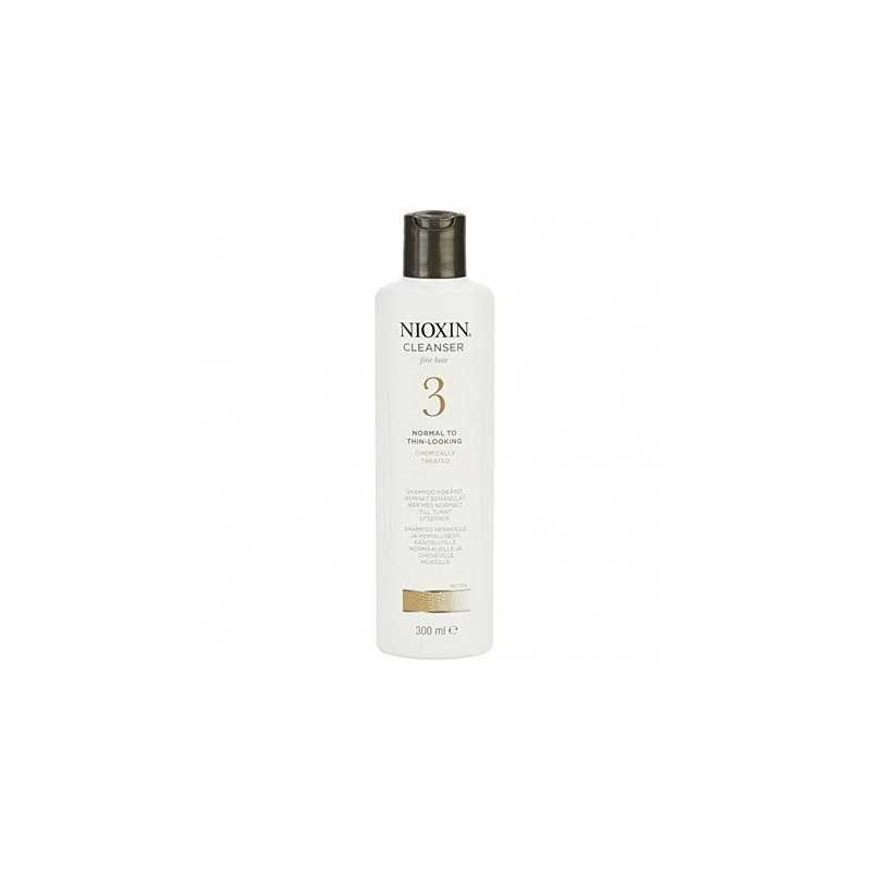 Nioxin 3 Cleanser Szampono 300ml