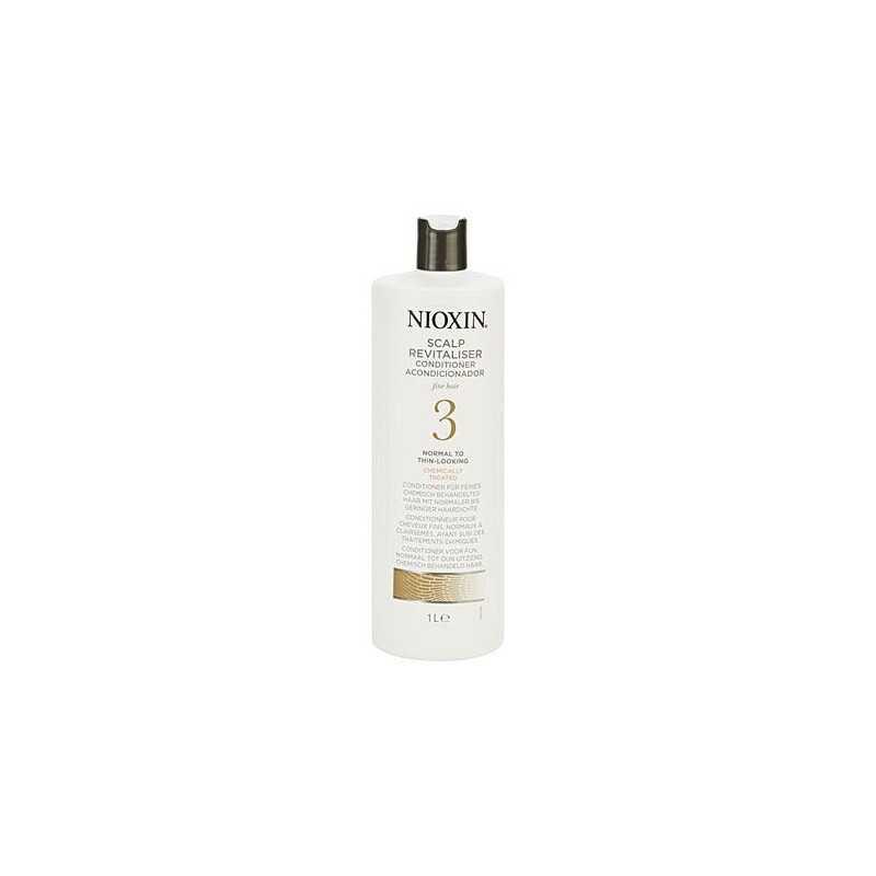 Nioxin 3 Scalp Revitaliser 1000ml, odżywka