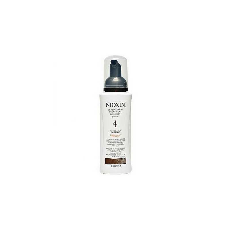 Nioxin 4 Scalp Treatment 100ml, kuracja