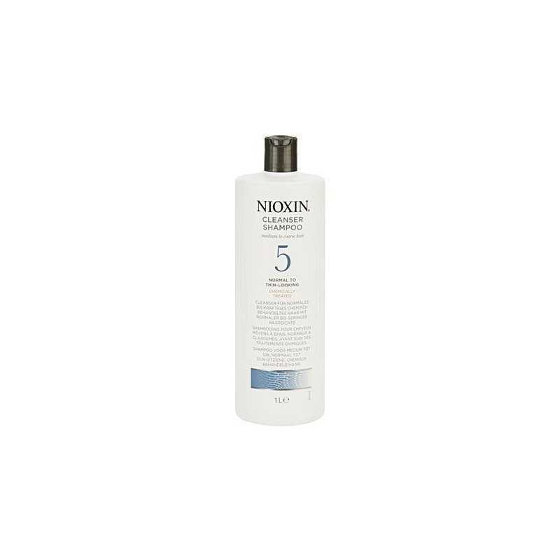 Nioxin 5 Cleanser Szampoo 1000ml