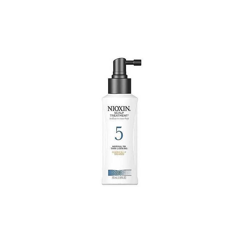 Nioxin 5 Scalp Treatment 100ml, wcierka