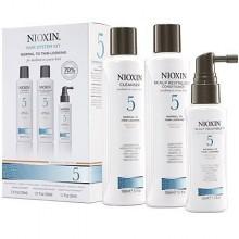 Nioxin 5 Trialkit 150+150+50ml, zestaw