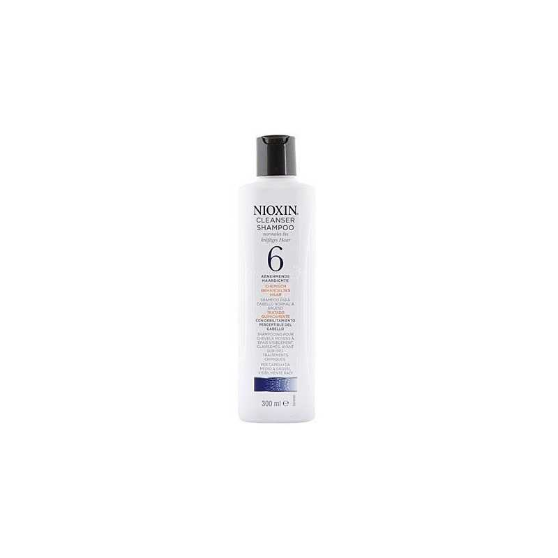 Nioxin 6 Cleanser Szampoo 300ml