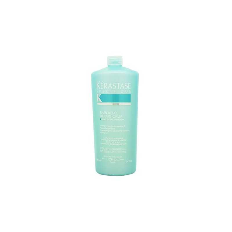 KERASTASE Vital Dermo Calm szampon do wrażliwej skóry głowy 1000ml
