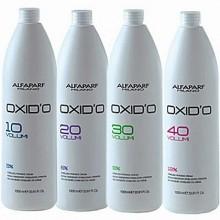 Alfaparf Oxido 3%, 6%, 9%, 12% 1000ml, oxydant w kremie do farb
